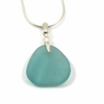 Julep Sea Glass Necklace, CAMILA