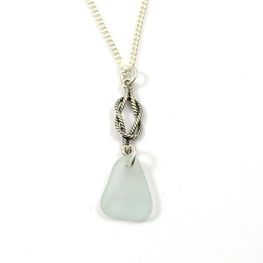 looped rope sea glass necklace (2) copy