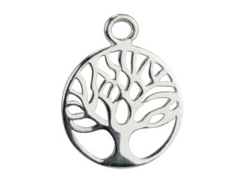 Sterling Silver Tree of Life Charm Add On
