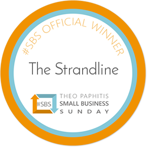 #sbs offical winners badge round