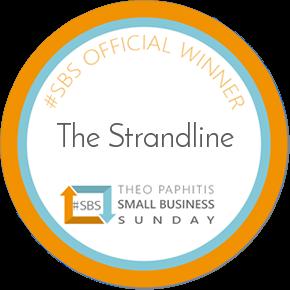 #sbs offical winners badge round