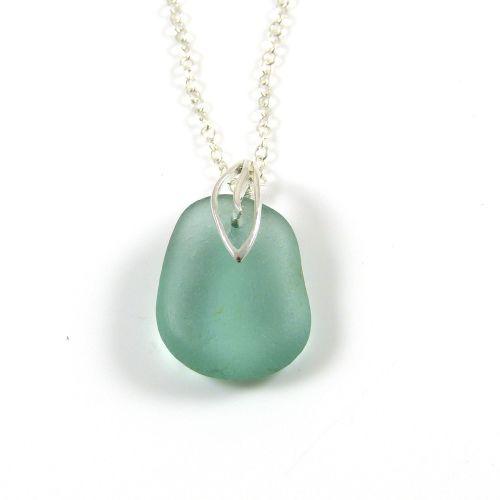 Julep Sea Glass Necklace - JAYNE