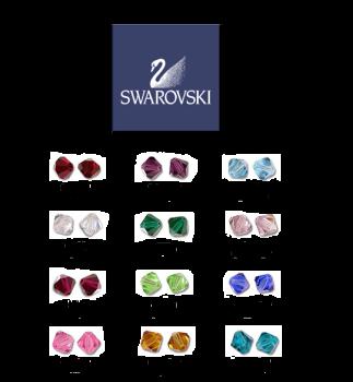 Swarovski Crystal Birthstone Charm Add On