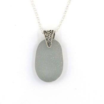 Rare Grey Sea Glass ISOBEL
