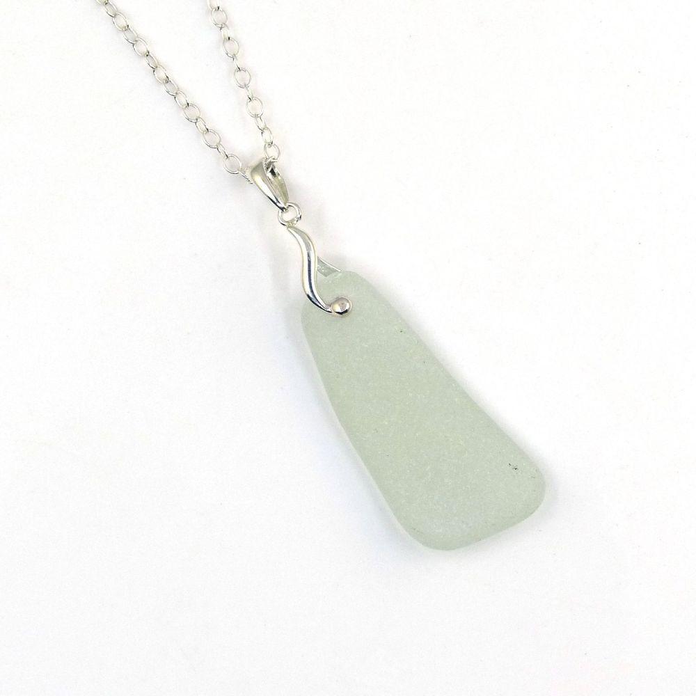 Seamist Sea Glass Necklace SANDY