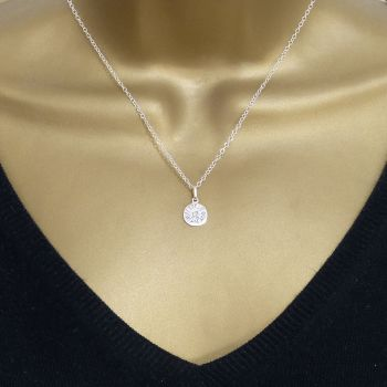 Sterling Silver My Little Boy Necklace - Simple - Dainty - Minimalist - New Mum Gift