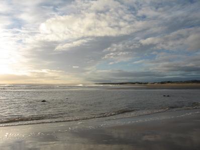 thestrandline Alnmouth Beach Northumberland