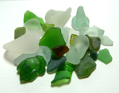 sea glass the strandline copy