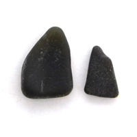 black sea glass thestrandline