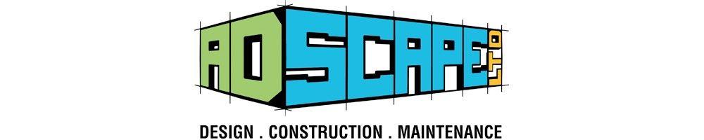 AdScape Gardening Ltd, site logo.