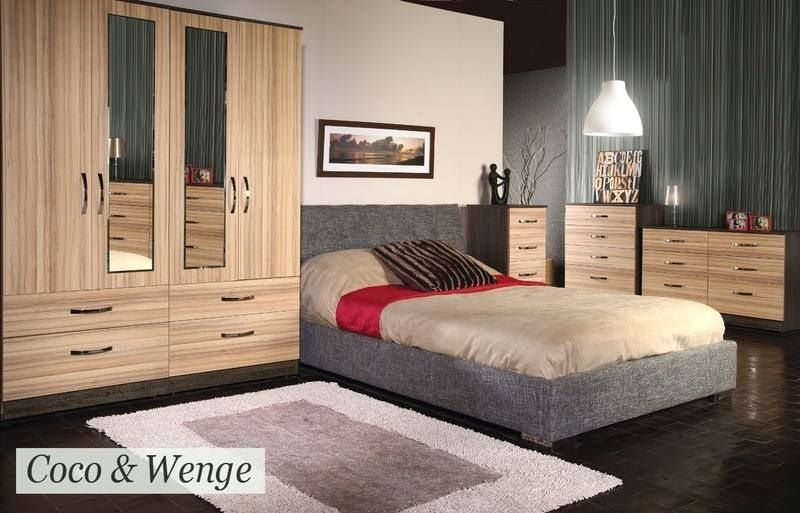 Florence Coco and Wenge