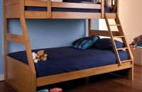 Apollo Triple Bunk - Oak Effect