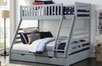 Space Triple Bunk - Grey