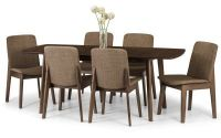 Kensington Extending Dining Set with 6 Chairs