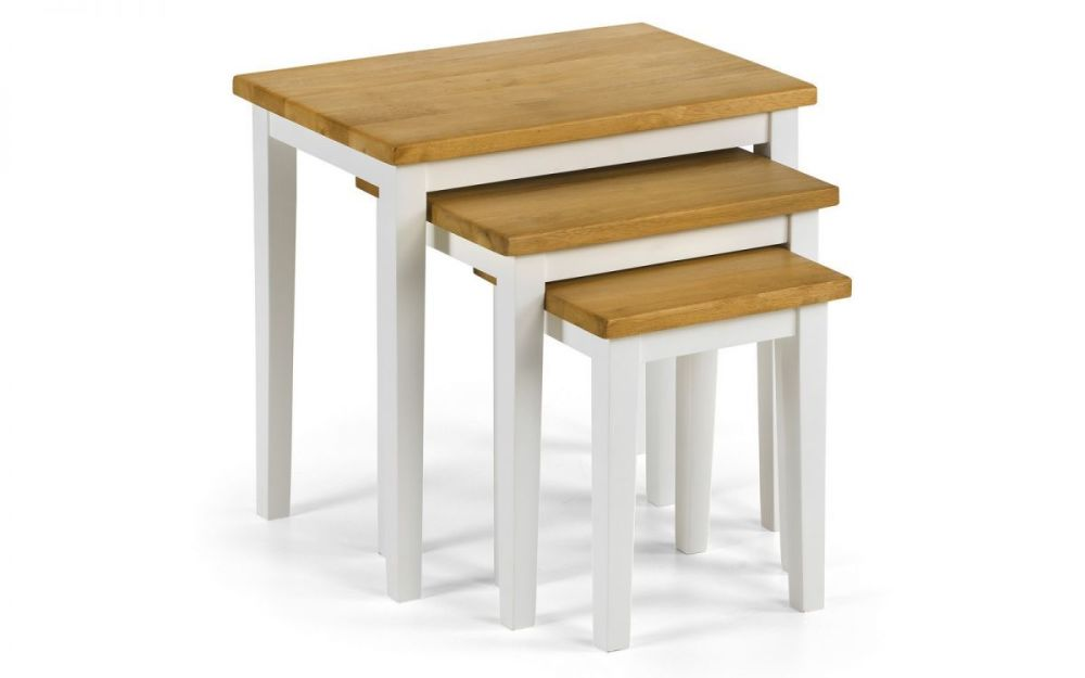Cleo Nest of Tables - 2 Tone