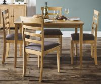 Cleo Light Oak Living & Dining Collection