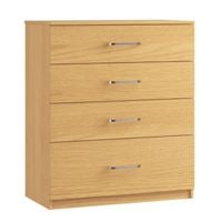 Ravenna 4 Drawer Chest with 1 Deep Drawer