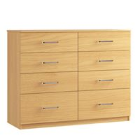 Ravenna 8 Drawer Twin Chest
