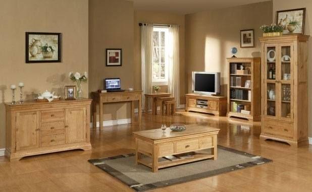 Bordeaux Solid Oak Living & Bedroom Collection