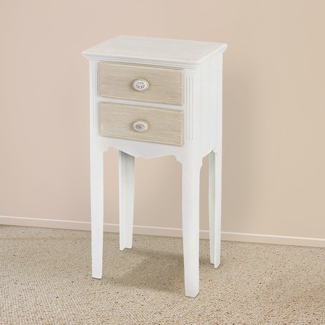 Juliette 2 Drawer Table