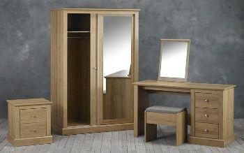 Devon Oak Bedroom
