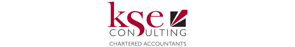 KSE Consulting, site logo.