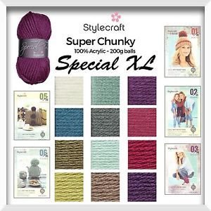 Special XL Super Chunky