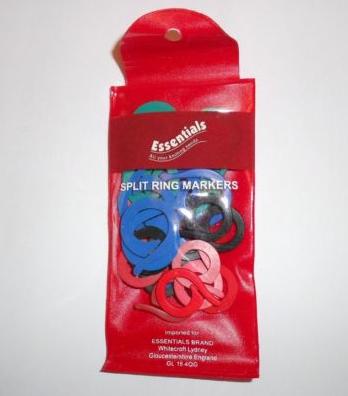 Split Ring Stitch Markers