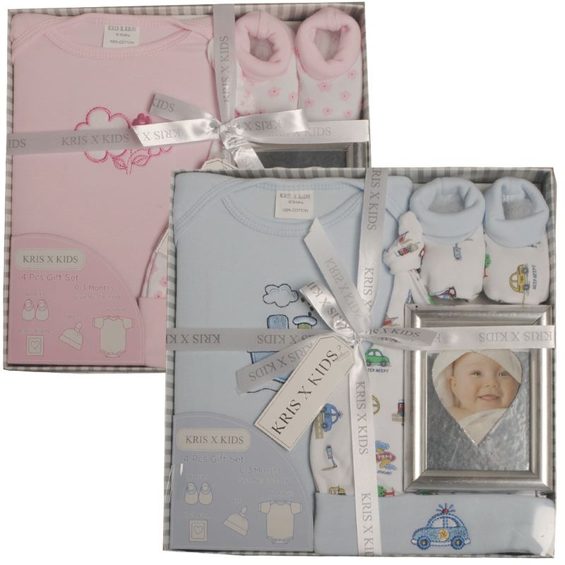 Four Piece Gift Set