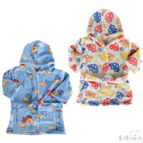 Soft Touch Infant Robe.