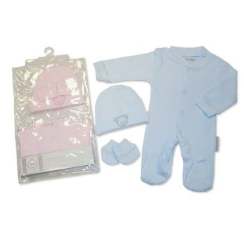 Premature 3 Piece Set by Tiny Me - PB2014-276