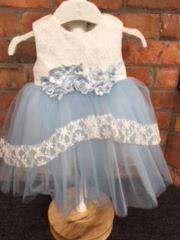 *LIMITED EDITION* Visara Baby Blue Princess Dress