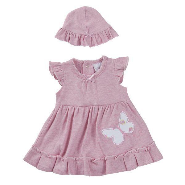 Babytown Dress & Hat