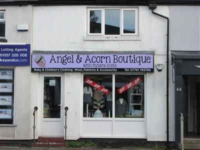 shop window front