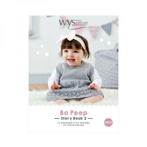 Bo Peep Story Book 2 - 4ply