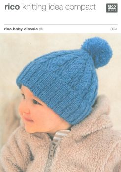 Rico Knitting Idea Compact 094 (Leaflet)