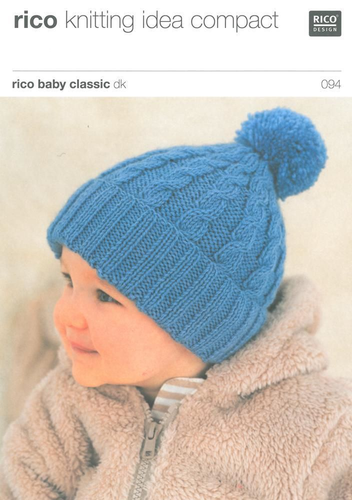 Rico Knitting Idea Compact 094 (Leafllet)