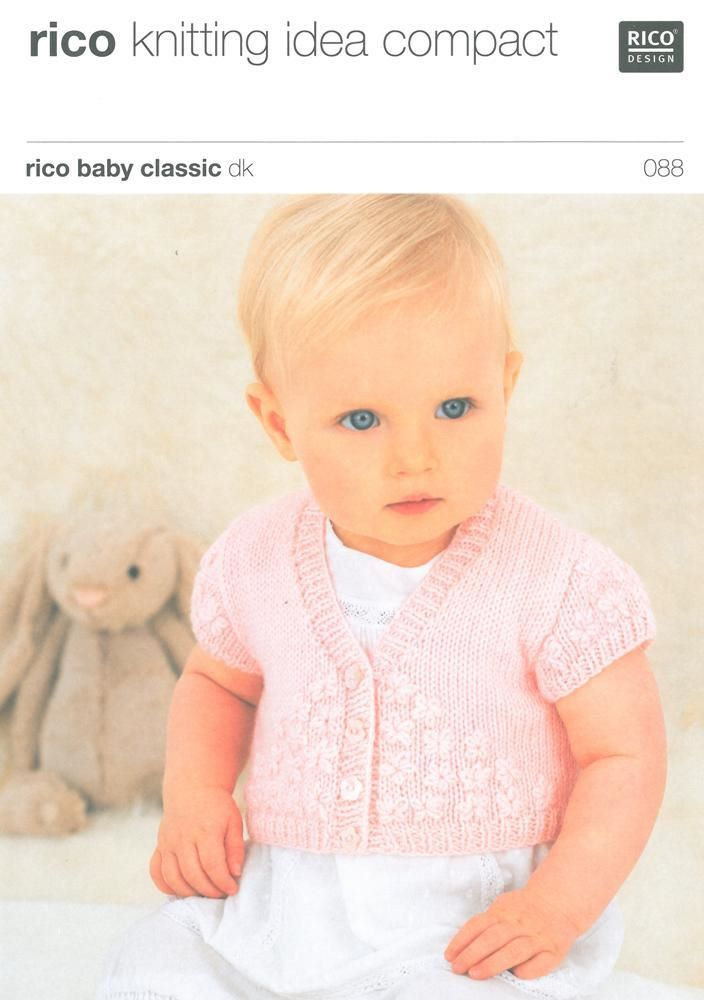 Rico Knitting Idea Compact 088 (Leaflet)