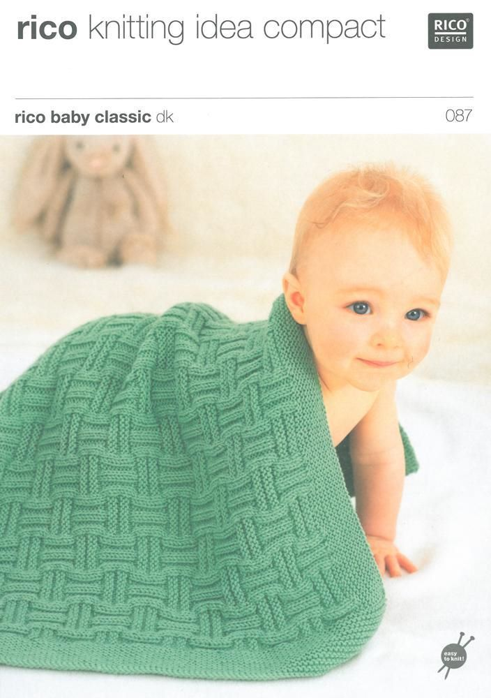 Rico Knitting Idea Compact 087 (Leaflet)