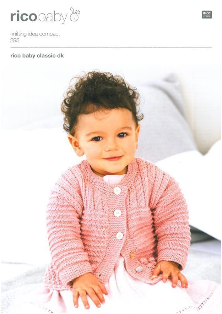 Rico Knitting Idea Compact 295 (Leaflet)