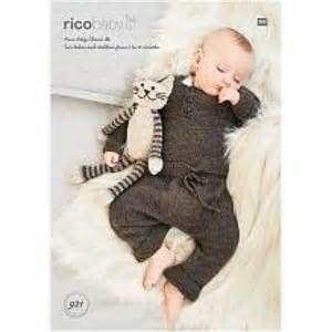 Rico Knitting Idea Compact 921 (Leaflet)