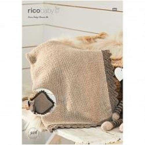 Rico Knitting Idea Compact 926 (Leaflet)