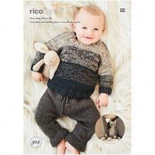Rico Knitting Idea Compact 924 (Leaflet)