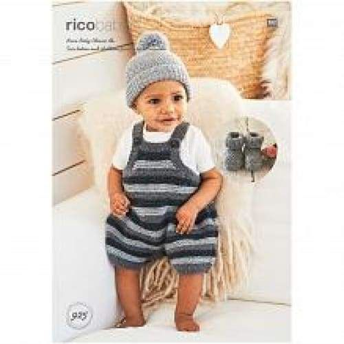 Rico Knitting Idea Compact 925 (Leaflet)