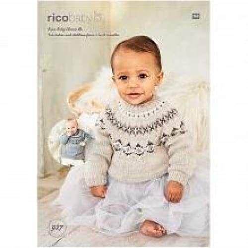 Rico Knitting Idea Compact 927 (Leaflet)