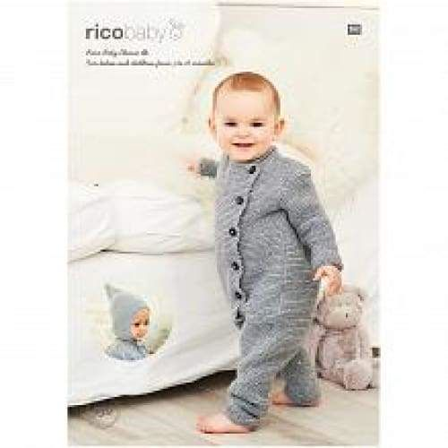 Rico Knitting Idea Compact 930 (Leaflet)