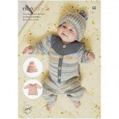 Rico Knitting Idea Compact 976 (Leaflet)