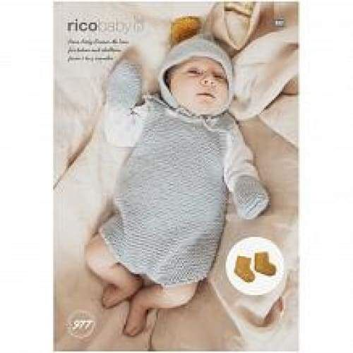 Rico Knitting Idea Compact 977 (Leaflet)