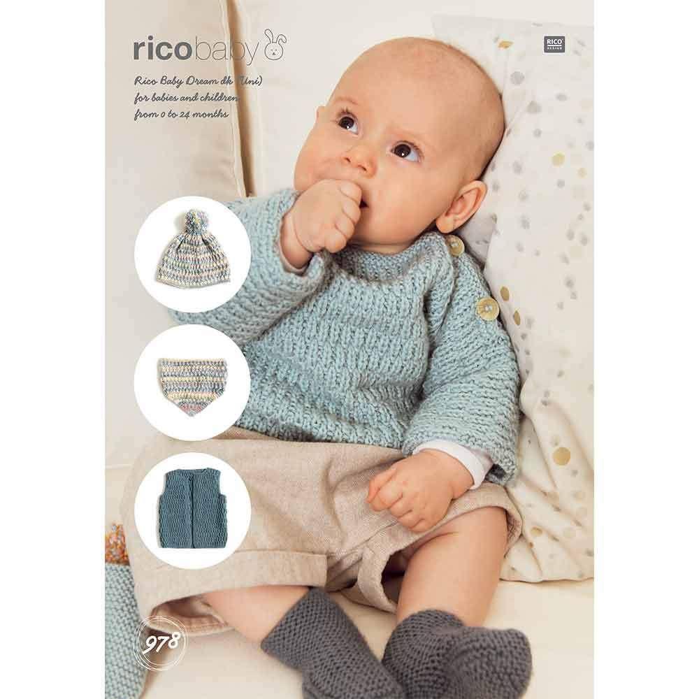 Rico Knitting Idea Compact 978 (Leaflet)