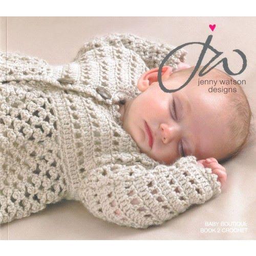 Baby Boutique Book 2 Crochet.